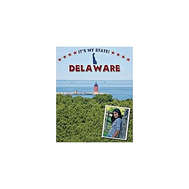 Cavendish Square Publishing Delaware Workbook By King, David C., Grade 3 - Grade 6 [eBook]