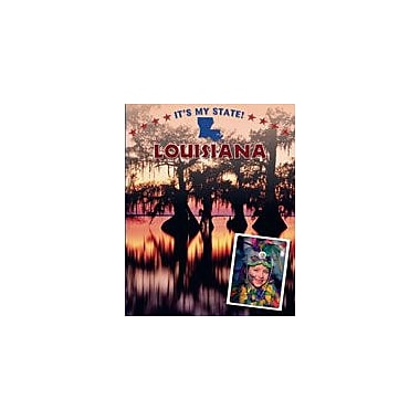 Cavendish Square Publishing Louisiana Workbook By Bjorklund, Ruth, Grade 3 - Grade 6 [eBook]