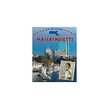 Cavendish Square Publishing Massachusetts Workbook By Bjorklund, Ruth, Grade 3 - Grade 6 [eBook]