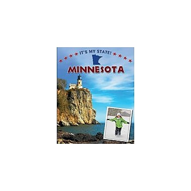 Cavendish Square Publishing Minnesota Workbook By Bright-Moore, Susan, Grade 3 - Grade 6 [eBook]