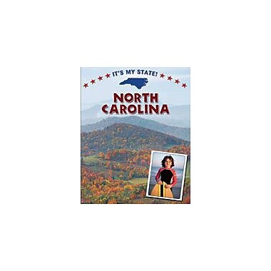 Cavendish Square Publishing North Carolina Workbook By Gabriel, Andrea, Grade 3 - Grade 6 [eBook]