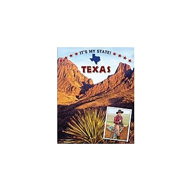 Cavendish Square Publishing Texas Workbook By Altena, Sharon; Leik, Jan, Grade 3 - Grade 6 [eBook]