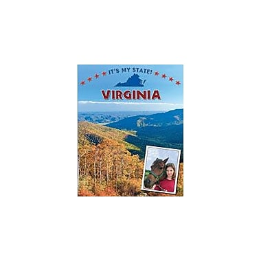 Cavendish Square Publishing Virginia Workbook By King, David C., Grade 3 - Grade 6 [eBook]
