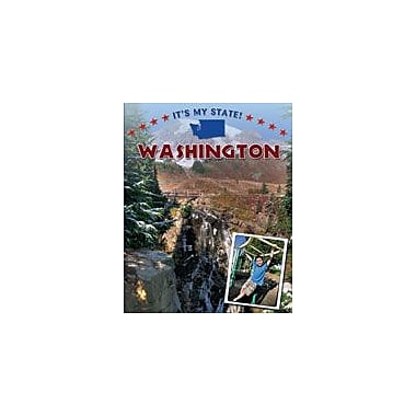 Cavendish Square Publishing Washington Workbook By Otfinoski, Steven, Grade 3 - Grade 6 [eBook]