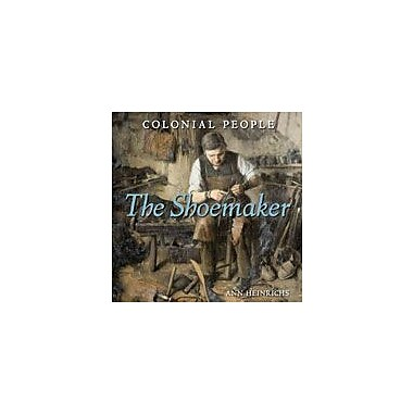 Cavendish Square Publishing Shoemaker Workbook By Heinrichs, Ann, Grade 3 - Grade 5 [eBook]