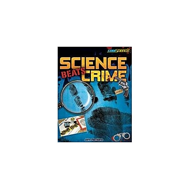 Cavendish Square Publishing Science Beats Crime Workbook By Perritano, John, Grade 4 - Grade 6 [eBook]