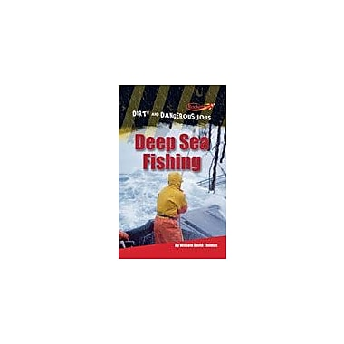 Cavendish Square Publishing Deep Sea Fishing Workbook By Thomas, William David, Grade 3 - Grade 6 [eBook]