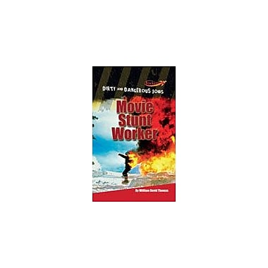 Cavendish Square Publishing Movie Stunt Worker Workbook By Thomas, William David, Grade 3 - Grade 6 [eBook]