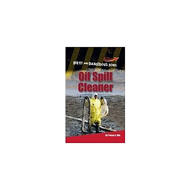 Cavendish Square Publishing Oil Spill Cleaner Workbook By Dils, Tracey E., Grade 3 - Grade 6 [eBook]