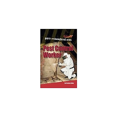 Cavendish Square Publishing Pest Control Worker Workbook By Cohn, Jessica, Grade 3 - Grade 6 [eBook]