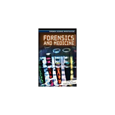 Cavendish Square Publishing Forensics And Medicine Workbook By Stefoff, Rebecca, Grade 5 - Grade 12 [eBook]