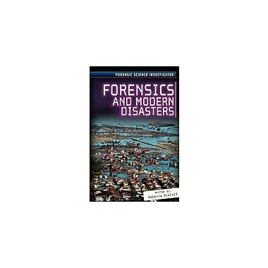 Cavendish Square Publishing Forensics And Modern Disasters Workbook By Stefoff, Rebecca, Grade 5 - Grade 12 [eBook]