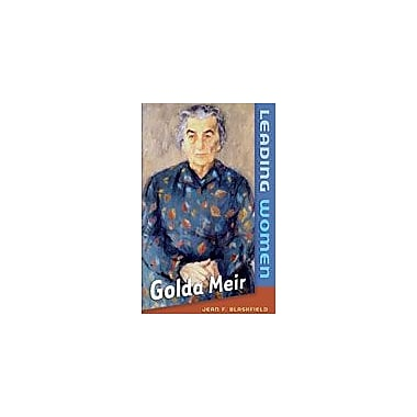 Cavendish Square Publishing Golda Meir Workbook By Blashfield, Jean F., Grade 6 - Grade 12 [eBook]