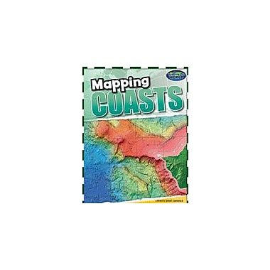 Cavendish Square Publishing Mapping Coasts Workbook By Sandvold, Lynnette Brent, Grade 4 - Grade 8 [eBook]