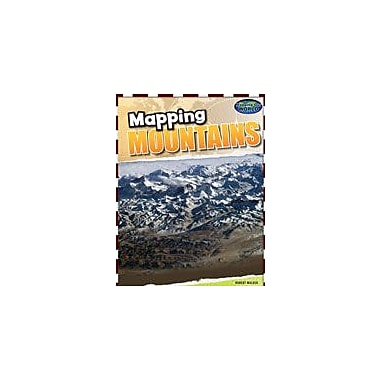 Cavendish Square Publishing Mapping Mountains Workbook By Walker, Robert, Grade 4 - Grade 8 [eBook]