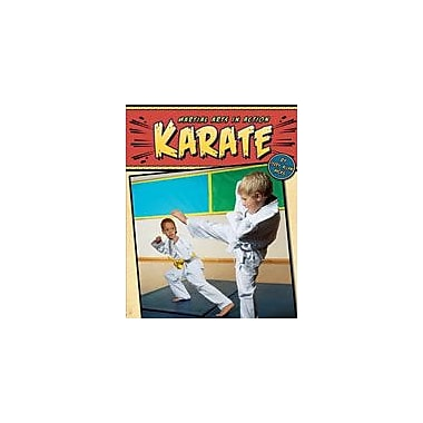 Cavendish Square Publishing Karate Workbook By Hicks, Terry Allan, Grade 4 - Grade 8 [eBook]