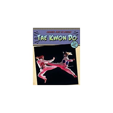 Cavendish Square Publishing Tae Kwon Do Workbook By Haney-Withrow, Anna, Grade 4 - Grade 8 [eBook]