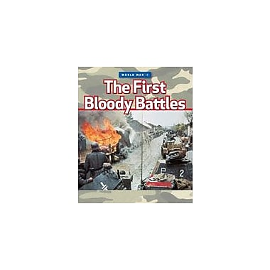 Cavendish Square Publishing World War II: The First Bloody Battles Workbook By Grahame-Smith, Deborah, Grade 6 - Grade 9 [eBook]