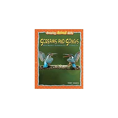 Cavendish Square Publishing Screams And Songs Workbook By Koontz, Robin, Grade 4 - Grade 6 [eBook]
