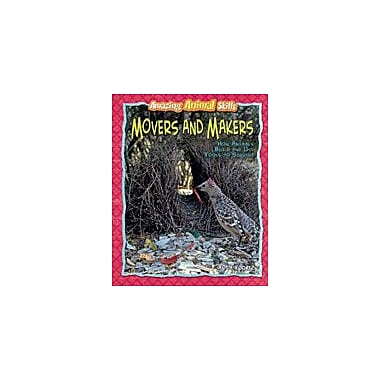 Cavendish Square Publishing Movers And Makers Workbook By Koontz, Robin, Grade 4 - Grade 6 [eBook]