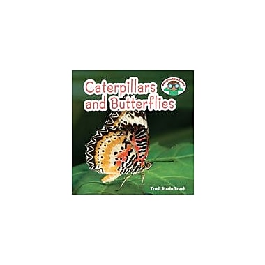 Cavendish Square Publishing Caterpillars And Butterflies Workbook By Trueit, Trudi Strain, Grade 3 - Grade 6 [eBook]