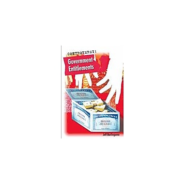 Cavendish Square Publishing Government Entitlements Workbook By Burlingame, Jeff, Grade 8 - Grade 12 [eBook]