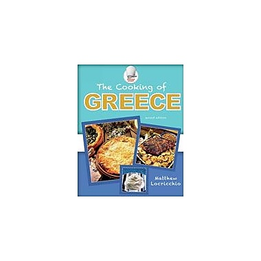 Cavendish Square Publishing Cooking Of Greece Workbook By Locricchio, Matthew, Grade 6 - Grade 12 [eBook]