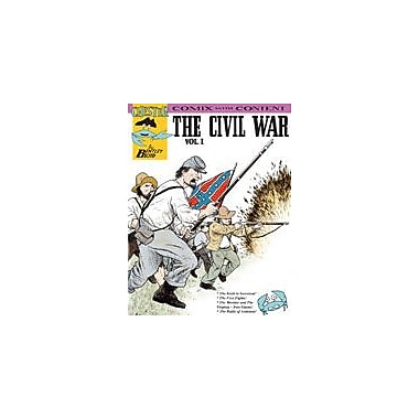 Chester Comix The Civil War: Volume 1 Workbook By Boyd, Bentley, Grade 3 - Grade 6 [eBook]