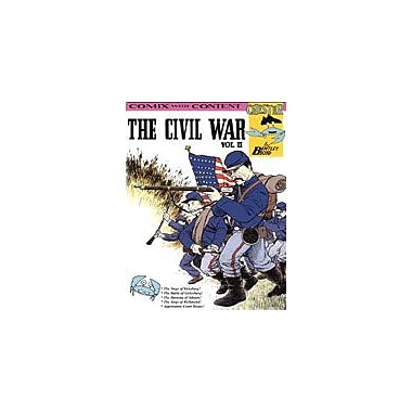 Chester Comix The Civil War: Volume 2 Workbook By Boyd, Bentley, Grade 3 - Grade 6 [eBook]