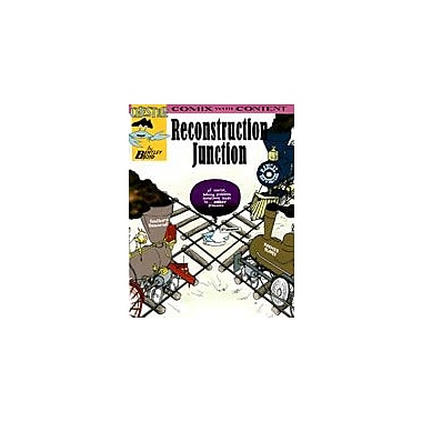 Chester Comix Reconstruction Junction Workbook By Boyd, Bentley, Grade 4 - Grade 6 [eBook]
