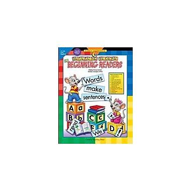 Creative Teaching Press Building Blocks For Beginning Readers Workbook By Barber, Beth, Preschool - Kindergarten [eBook]