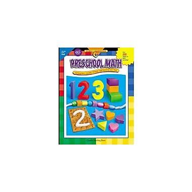 Creative Teaching Press Preschool Math Workbook By Shiotsu, Vicky, Preschool [eBook]