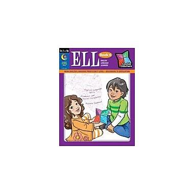 Creative Teaching Press Cootie Catchers: ELL Book 4 - Beginning To Developing Workbook, Grade 2 - Grade 5 [eBook]
