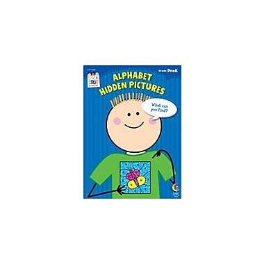 Creative Teaching Press Alphabet Hidden Pictures Stick Kids Workbook: Prekindergarten Workbook, Preschool [eBook]