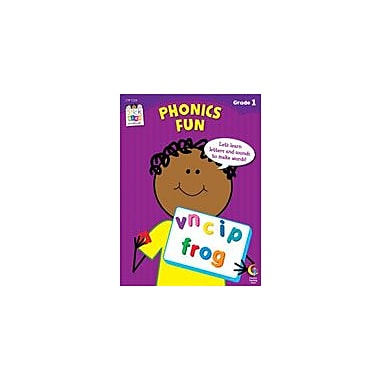 Creative Teaching Press Phonics Fun Stick Kids Workbook: Grade 1 Workbook By Geck, Jennifer, Grade 1 [eBook]