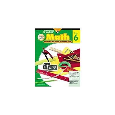 Creative Teaching Press Math Grade 6 - Advantage Workbooks Workbook By Schorr, Andrew, Grade 6 [eBook]