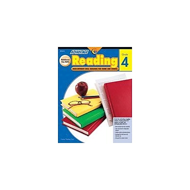 Creative Teaching Press Advantage Reading, Gr. 4 Workbook By Butler, Robbie, Grade 4 [eBook]