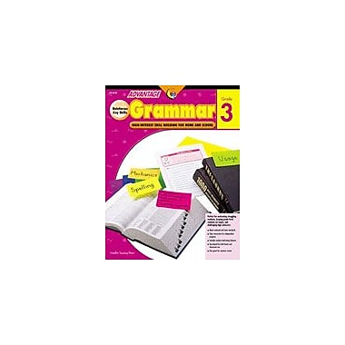 Creative Teaching Press Advantage Grammar: Grade 3 Workbook By Putman, Jeff, Grade 3 [eBook]
