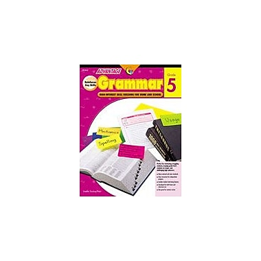 Creative Teaching Press Advantage Grammar: Grade 5 Workbook [eBook]