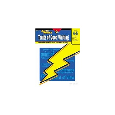 Creative Teaching Press Power Practice Traits Of Good Writing (Grades 4-5) Workbook By Murray, Mary, Grade 4 - Grade 5 [eBook]