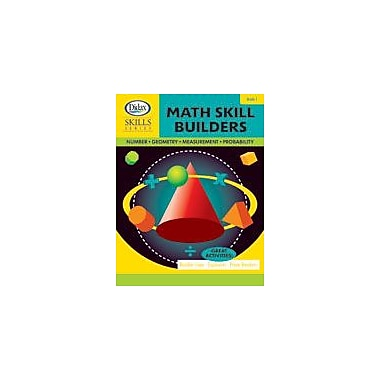 Didax Educational Resources Math Skill Builders (Grade 1) Workbook By Didax Education, Grade 1 [eBook]