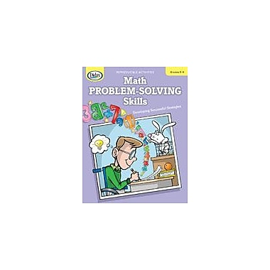 Didax Educational Resources Math Problem-Solving Skills (Grades 5-6) Workbook By Didax Education, Grade 5 - Grade 6 [eBook]