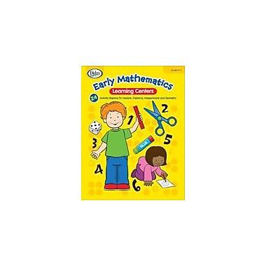 Didax Educational Resources Early Mathematics Learning Centers Workbook By Gilbert, Desiree, Kindergarten - Grade 1 [eBook]