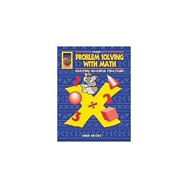 Didax Educational Resources Problem Solving With Math (Grades 2-3) Workbook By Nitert, Chris, Grade 2 - Grade 3 [eBook]