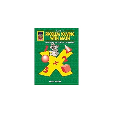 Didax Educational Resources Problem Solving With Math (Grades 4-5) Workbook By Nitert, Chris, Grade 4 - Grade 5 [eBook]