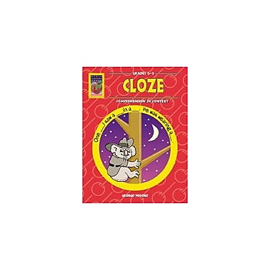 Didax Educational Resources Cloze (Grades 6-8) Workbook By Moore, George, Grade 6 - Grade 8 [eBook]