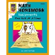 Didax Educational Resources Math Homework Assignments (Grade 2) Workbook By Harrold, Jenni, Grade 2 [eBook]