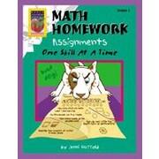 Didax Educational Resources Math Homework Assignments (Grade 5) Workbook By Harrold, Jenni, Grade 5 [eBook]