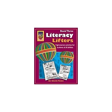 Didax Educational Resources Literacy Lifters Book 3 Workbook By Twine, Dr. Sheila, Grade 5 - Grade 6 [eBook]
