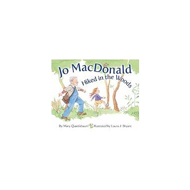 Dawn Publications Jo Macdonald Hiked In The Woods Workbook By Quattlebaum, Mary, Preschool - Grade 3 [eBook]